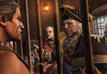 PSA: Assassin's Creed III: The Betrayal DLC now available