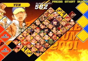 Capcom vs SNK 2 Coming As PS2 Classic In April