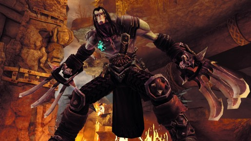 Crytek Might Buy Darksiders