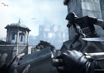 Dishonored 'The Knife of Dunwall' DLC coming this April