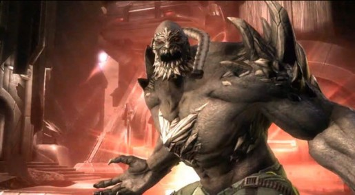 Doomsday In Injustice: Gods Among Us