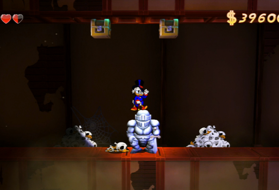 DuckTales: Remastered releases next month