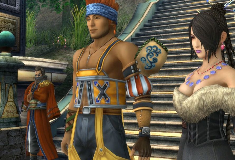 Final Fantasy X and X-2 HD Remaster coming to North America this 2013