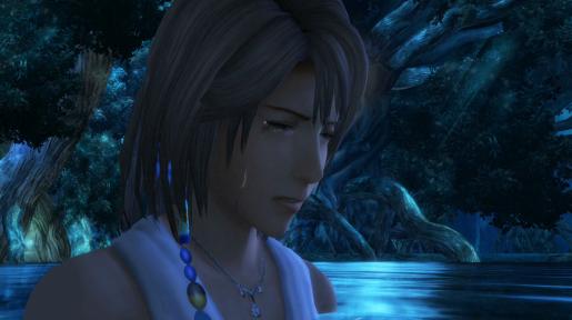 Final Fantasy X HD Screenshot