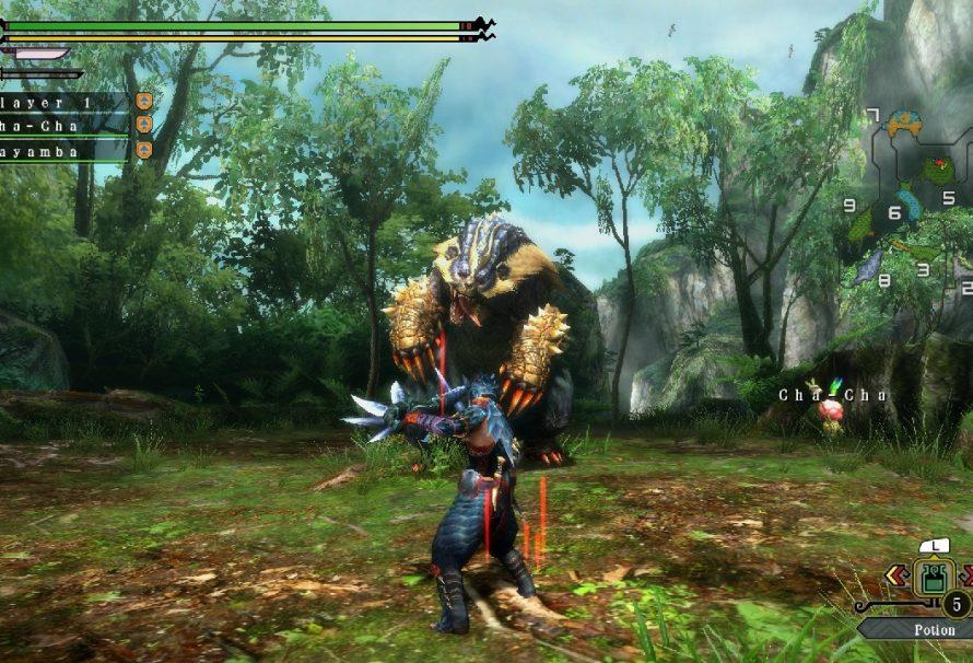 Monster Hunter 3 Ultimate save data transfer utility not on eShop yet