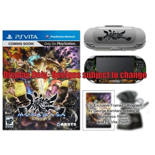 Amazon Lists a Limited Edition for Muramasa Rebirth