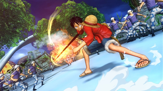 One Piece: Pirate Warriors 2 Demo – How to Download / Hands On Gameplay