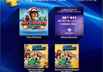 Joe Danger 2 free this week on PS Plus; Huge Ubisoft Sale