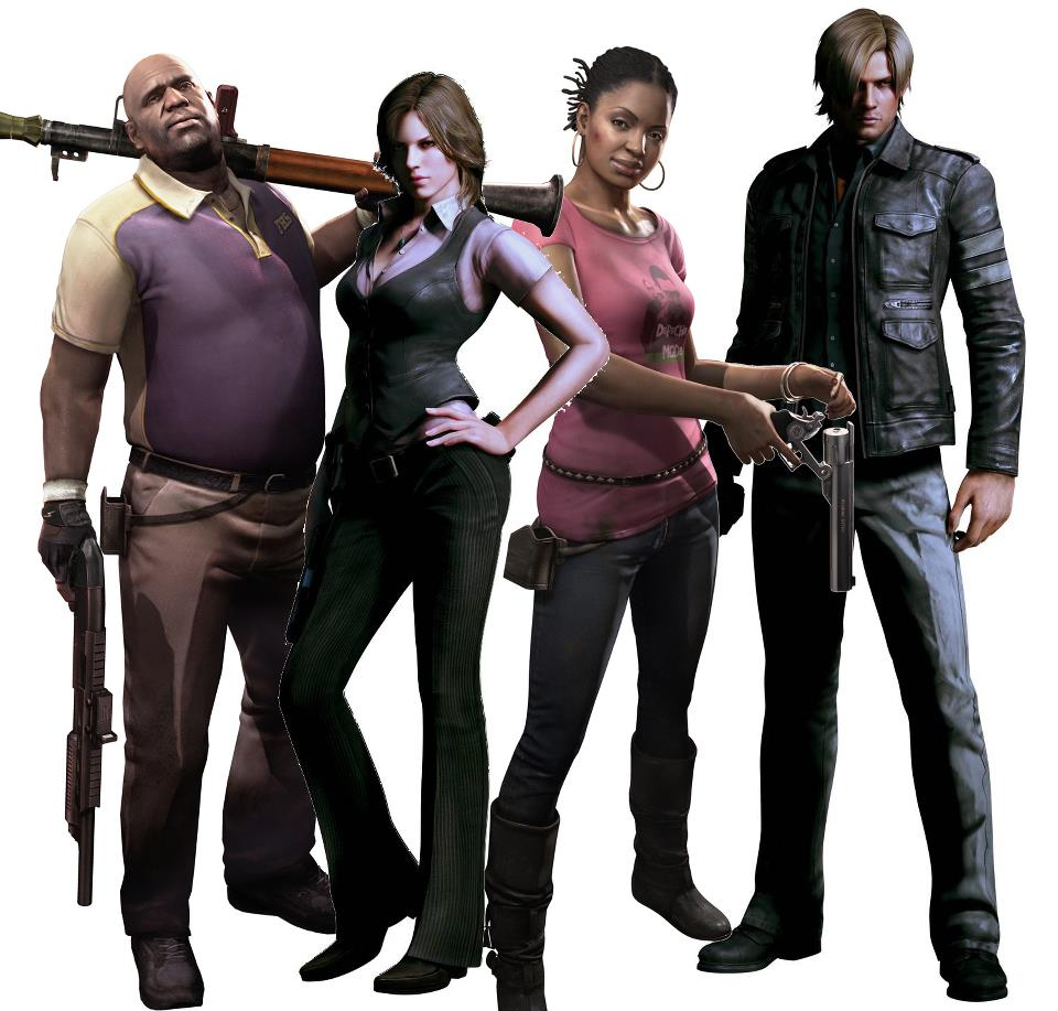 Resident Evil 6 And Left 4 Dead 2 Crossover Project Free For Pc Gamers