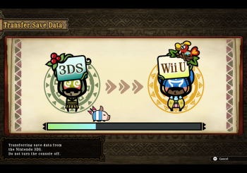 Monster Hunter 3 Ultimate Data Transfer Program Now Available for Download