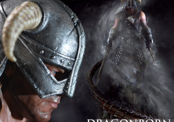 Pre-Order the Skyrim Dragonborn Statue today