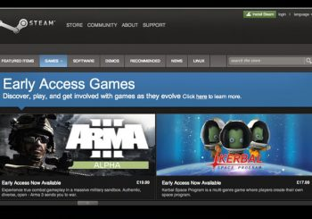 Valve Unveils Early Access On Steam
