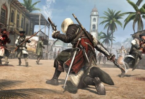 Gamescom 2013: Assassin's Creed IV Black Flag Live Action Trailer Released