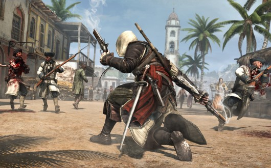 Assassin's Creed IV Game Length Estimated