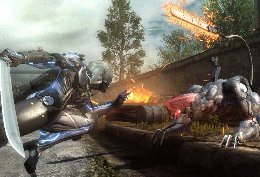 Metal Gear Rising: Revengeance Coming To PSN Next Week