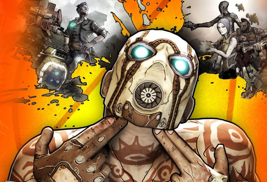 Gearbox Teases New Character for Borderlands 2
