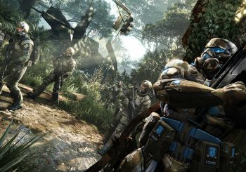 Crysis 3 Still On Top Of UK Game Charts