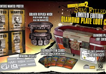 New Borderlands 2 Diamond Plate Loot Chest Announced