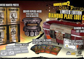 New Borderlands 2 Diamond Plate Loot Chest Announced