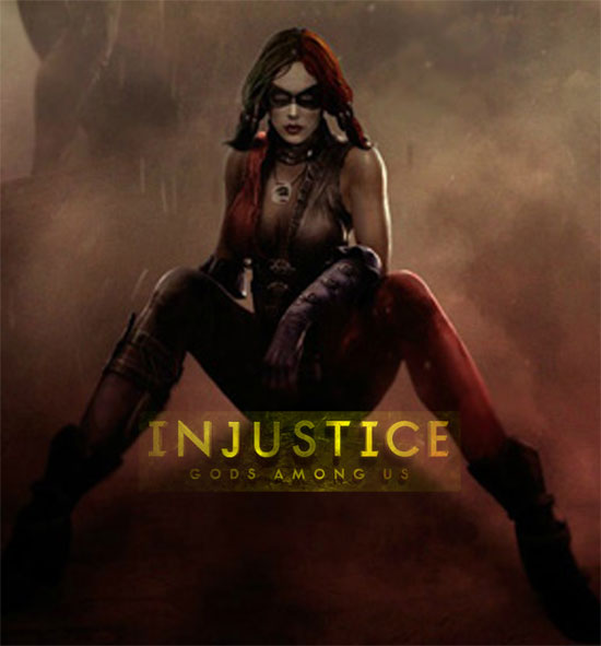 Injustice: Gods Among Us – Harley Quinn is a Hero?
