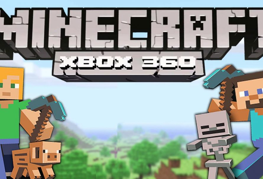 Minecraft Passes 12 Million In Sales On Xbox 360
