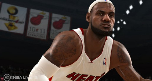 NBA Live 14 to go next gen?