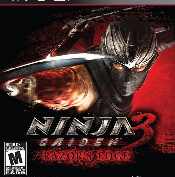 Ninja Gaiden 3 Razor S Edge Ps3 And Xbox 360 Box Art Revealed