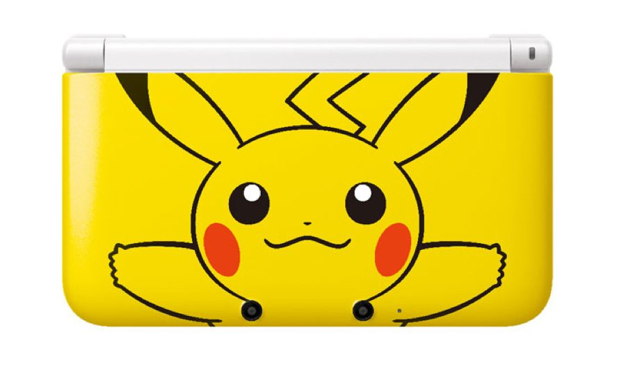 PSA: Pikachu 3DS XL is Now Out and Selling Fast