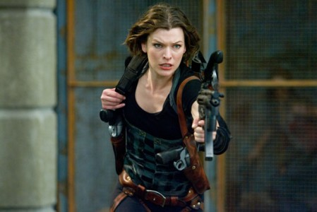 resident evil 6 movie on the way