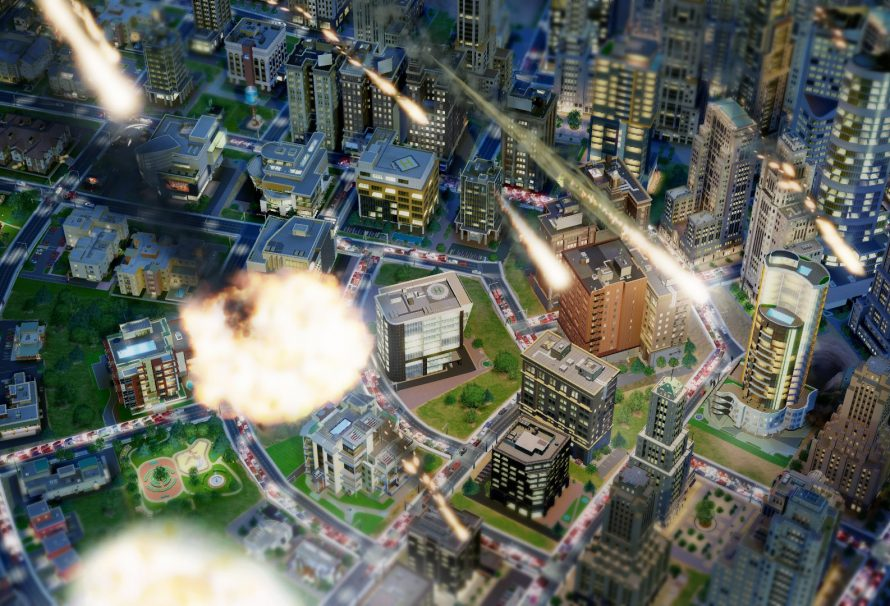 EA Suspends Advertising For SimCity