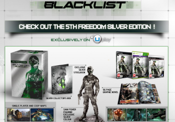 European Splinter Cell Blacklist Collector's Edition Revealed