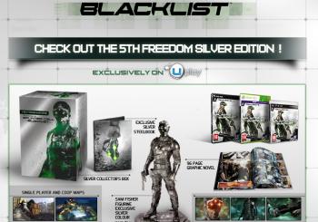 European Splinter Cell Blacklist Collector's Edition Revealed
