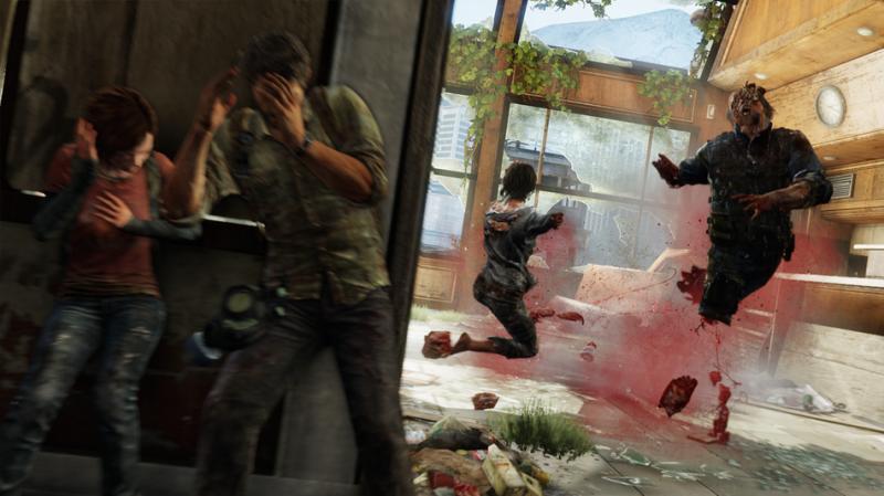 Amazing New The Last of Us Screenshots Revealed
