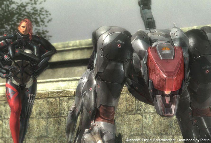 Metal Gear Rising: Revengeance Blade Wolf DLC Dated for Japan