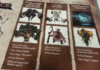 Rumor: Could this be the US Soul Sacrifice DLC Release Schedule