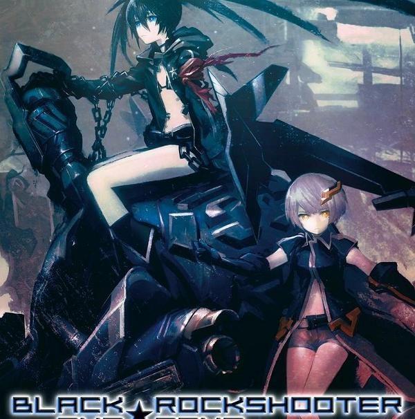 Black Rock Shooter (PSP) Review