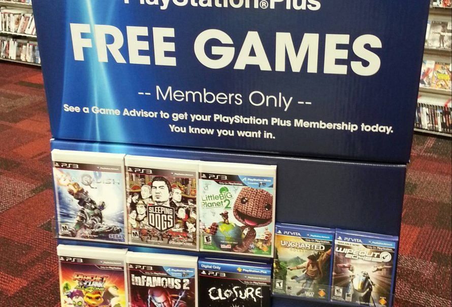 Rumor: PlayStation Plus Display Reveals Next Months Games