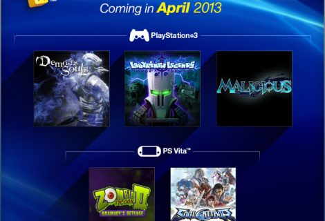 US Plus Update Adds Demon Souls for Free and Much More