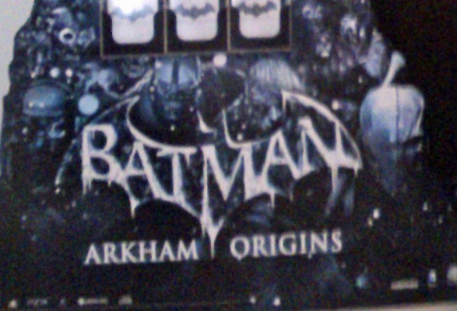 Batman: Arkham Origins Villains Outed by Marketing Display