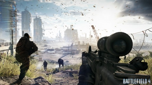 Battlefield 4 Release Date Possibly Revealed