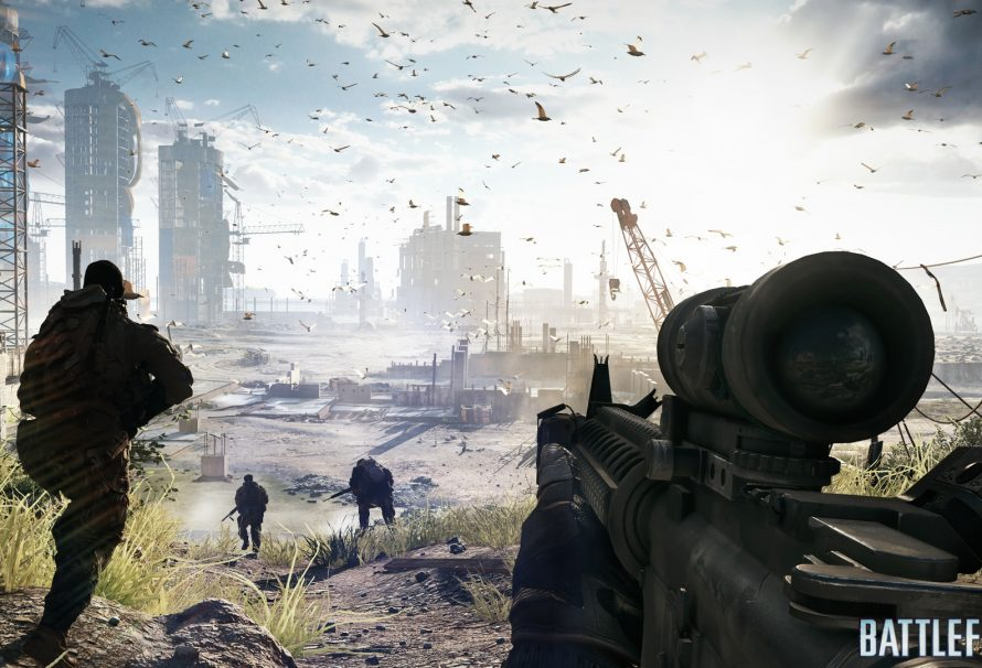 DICE Release A Frostbite 3 Themed Battlefield 4 Trailer