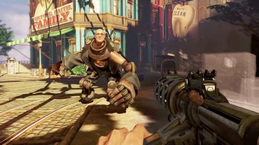 BioShock Infinite chart