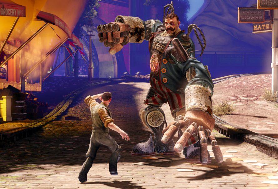 First Bioshock Infinite DLC surfaces on Steam