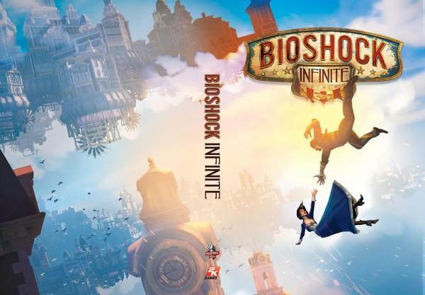 Bioshock: Infinite Fans Get Free Alternate Box Art