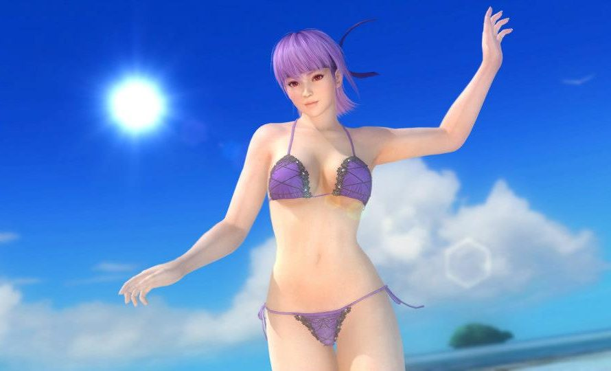 Sexy Swimsuits Come To Dead or Alive 5 Plus