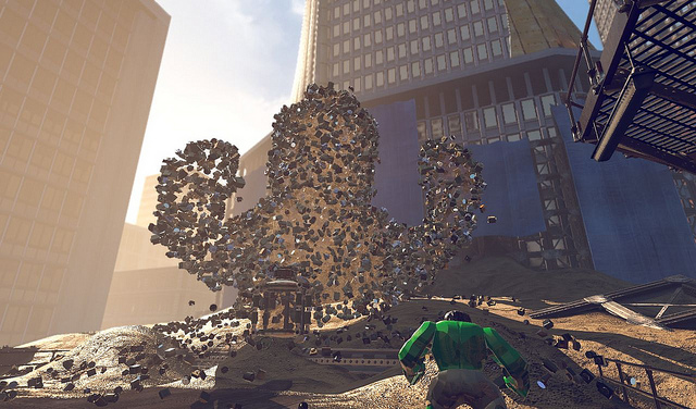 Amazing New LEGO Marvel Super Heroes Screenshots