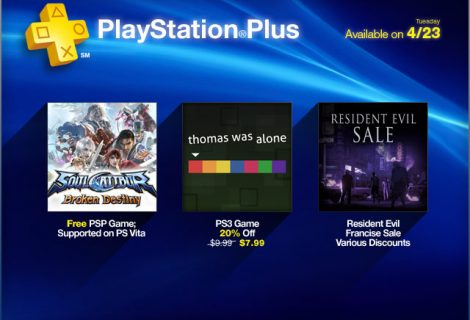 Soul Calibur: Broken Destiny Free to PS Plus Subscribers this Week