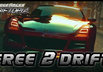 Free To Play Ridge Racer Game Coming Later This Year
