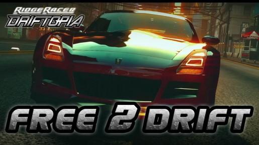Ridge Racer Utopia Free to Play