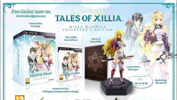 Tales of Xillia gets a Collector's Edition in North America